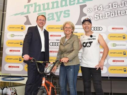 Thunder Days bringen BMX-Elite erstmals nach St. Pölten