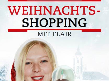 Weihnachtsshopping mit Flair