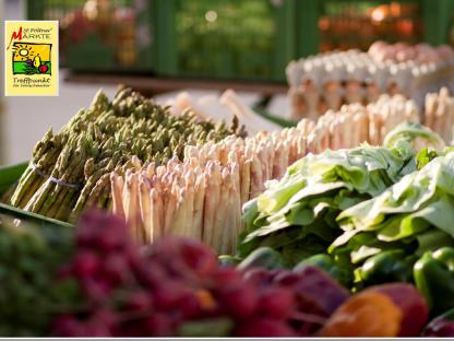 Spargel - das kostbare Gemüse hat wieder Saison