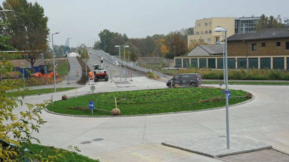 Verkehrsfreigabe für die Kerntangente Nord