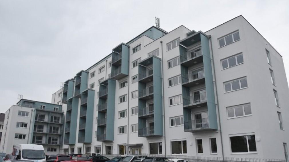 Eine neue Heimat in St. Pölten