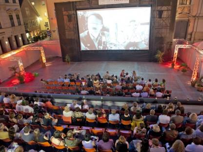 Cinema Paradiso Open Air Kino am Rathausplatz