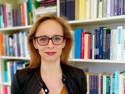 Aglaja Przyborski: Die erste Professorin der neuen Bertha von Suttner Privatuniversität