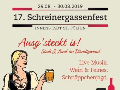 Schreinergassenfest