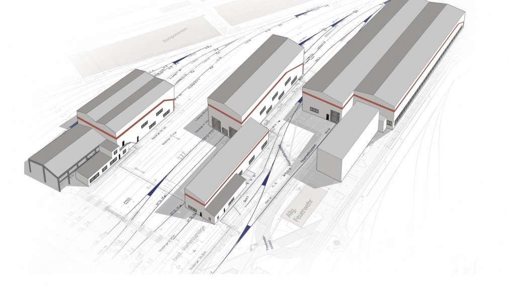 Visualisierung: ÖBB-Technische Services