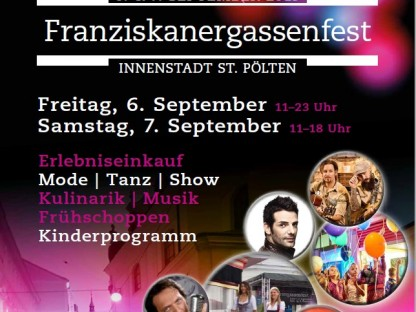 Franziskanergassenfest