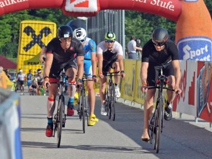Hochspannung um die Triathlon-Krone beim Ironman 70.3