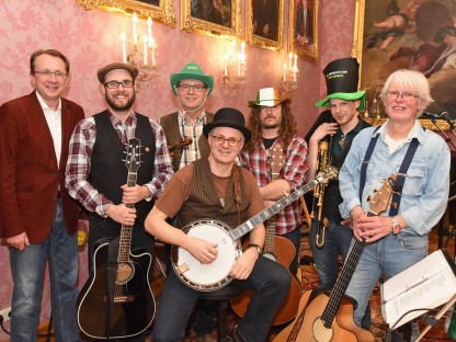 Irische Klänge im Rathaus