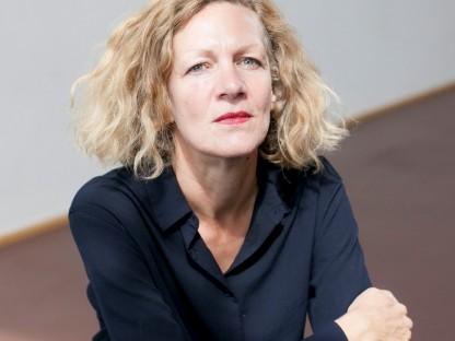 International bestens vernetzt: Die Kuratorin und Kunstvermittlerin Mona Jas übernimmt die künstlerische Leitung des KinderKunstLabors (Foto: Victoria Tomaschko).