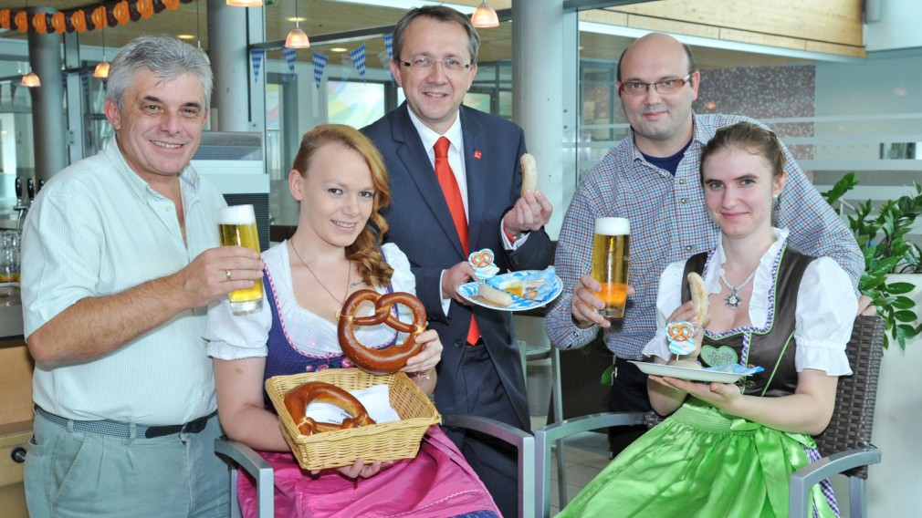Oktoberfest in der Aquacity