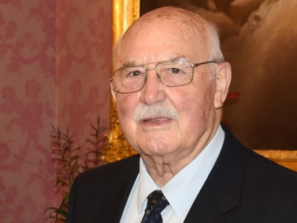 Vizebürgermeister a.D. Amand Kysela. (Foto: Josef Vorlaufer)