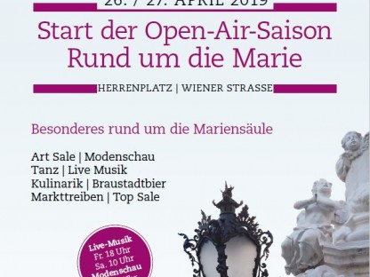 Start der Open-Air-Saison