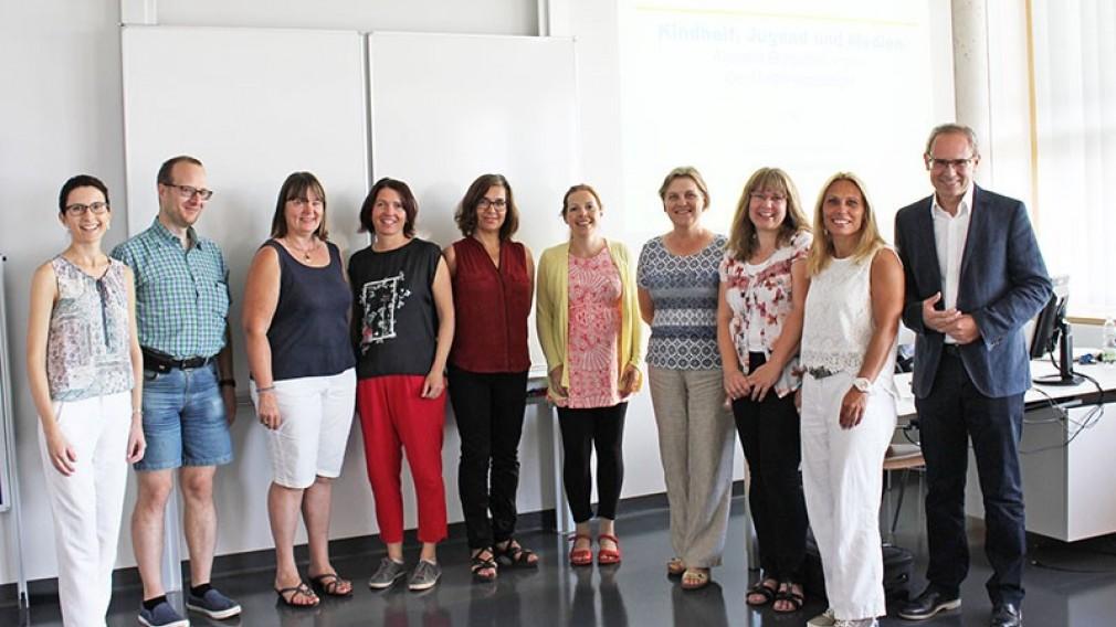 Weiterbildung für LehrerInnen