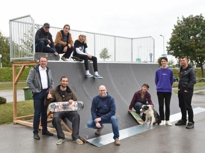 Skatepark wird erneuert
