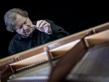 Roland Batik an Piano. (Foto:Christian Prenner)