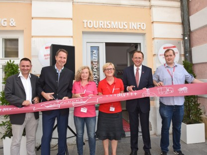 Reisedestination St. Pölten präsentiert sich neu