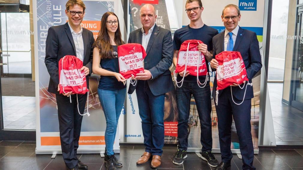 AKNÖ und FH St. Pölten besiegeln Kooperation