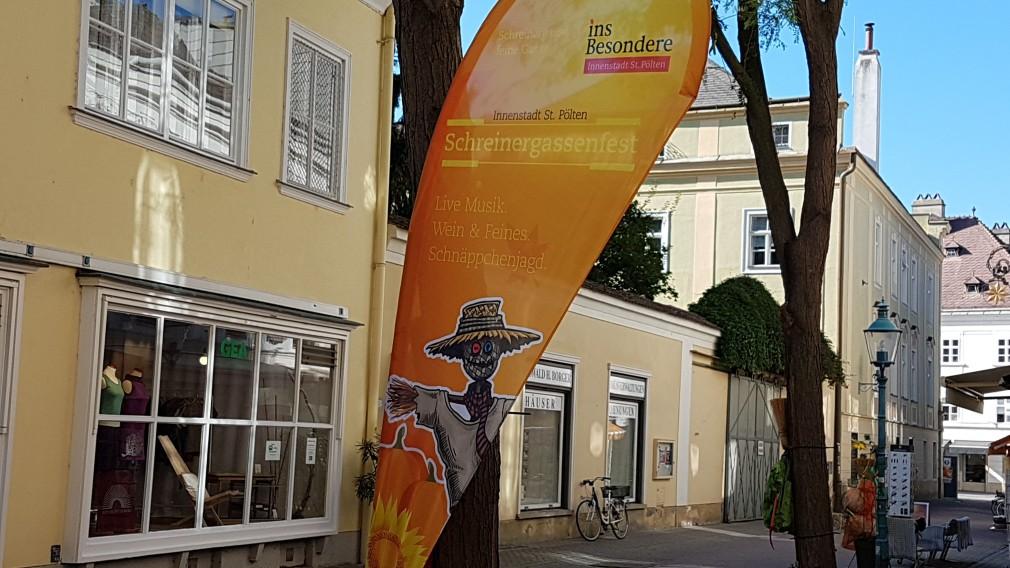 Schreinergassenfest 30. & 31. August