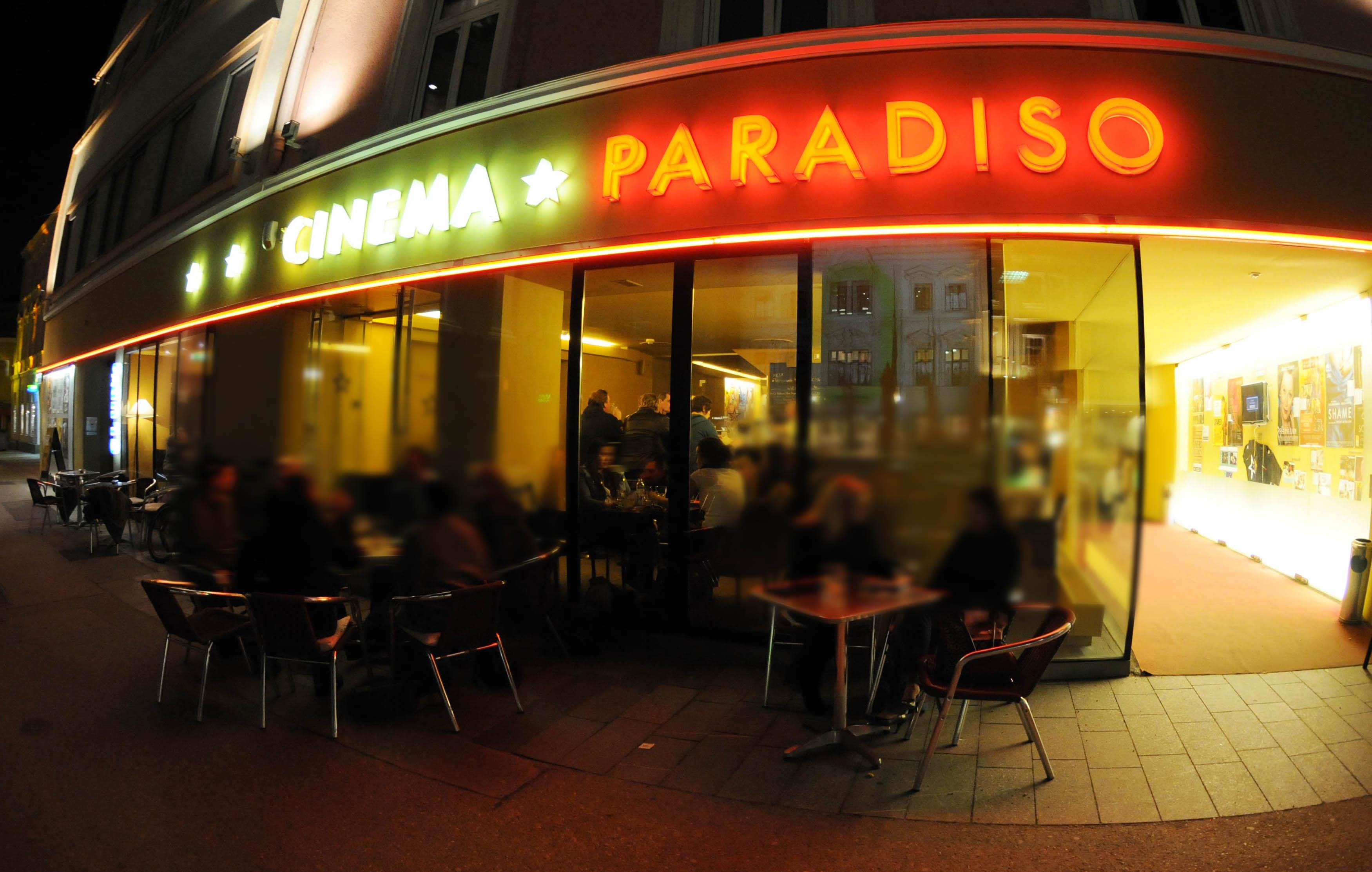Andrea Reischer/Cinema Paradiso