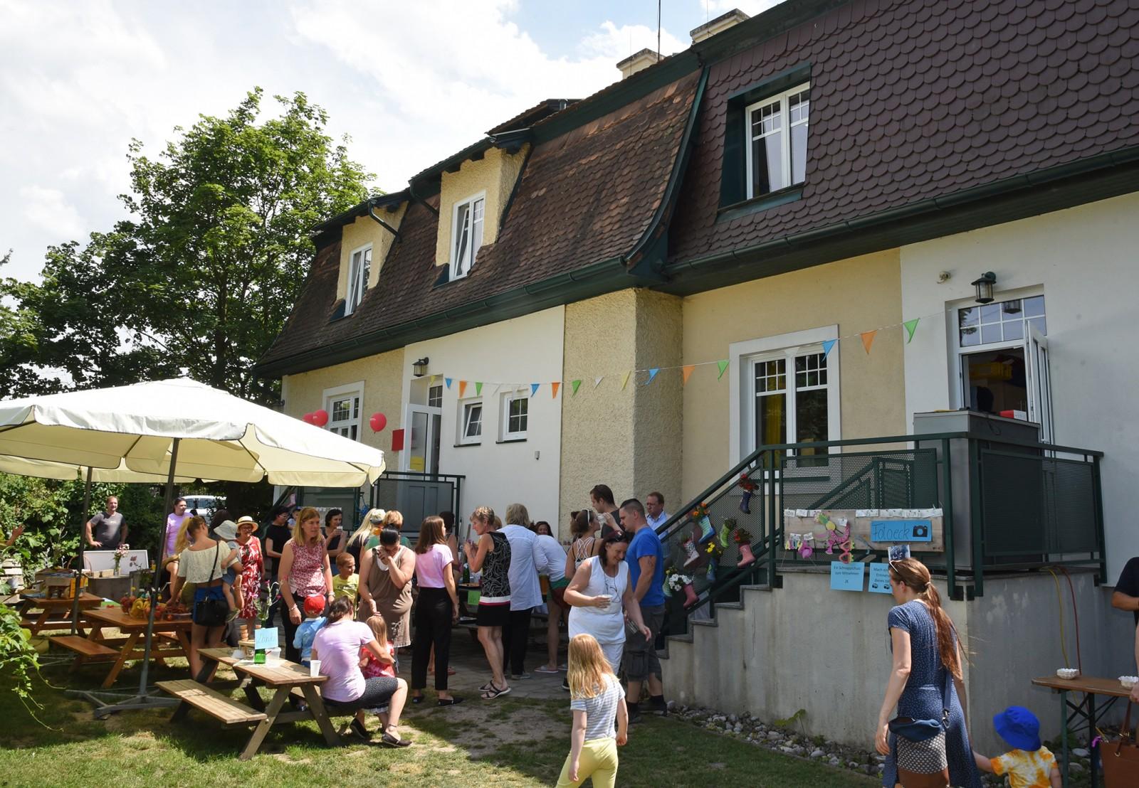 Volkshilfe-Kinderhaus feiert Jubiläum