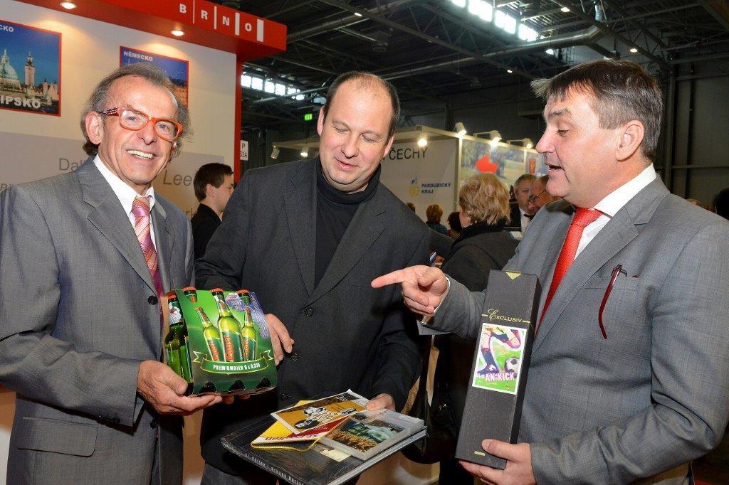 Aktive Städtepartnerschaft: St. Pölten zu Gast bei Touristikmesse in Brünn