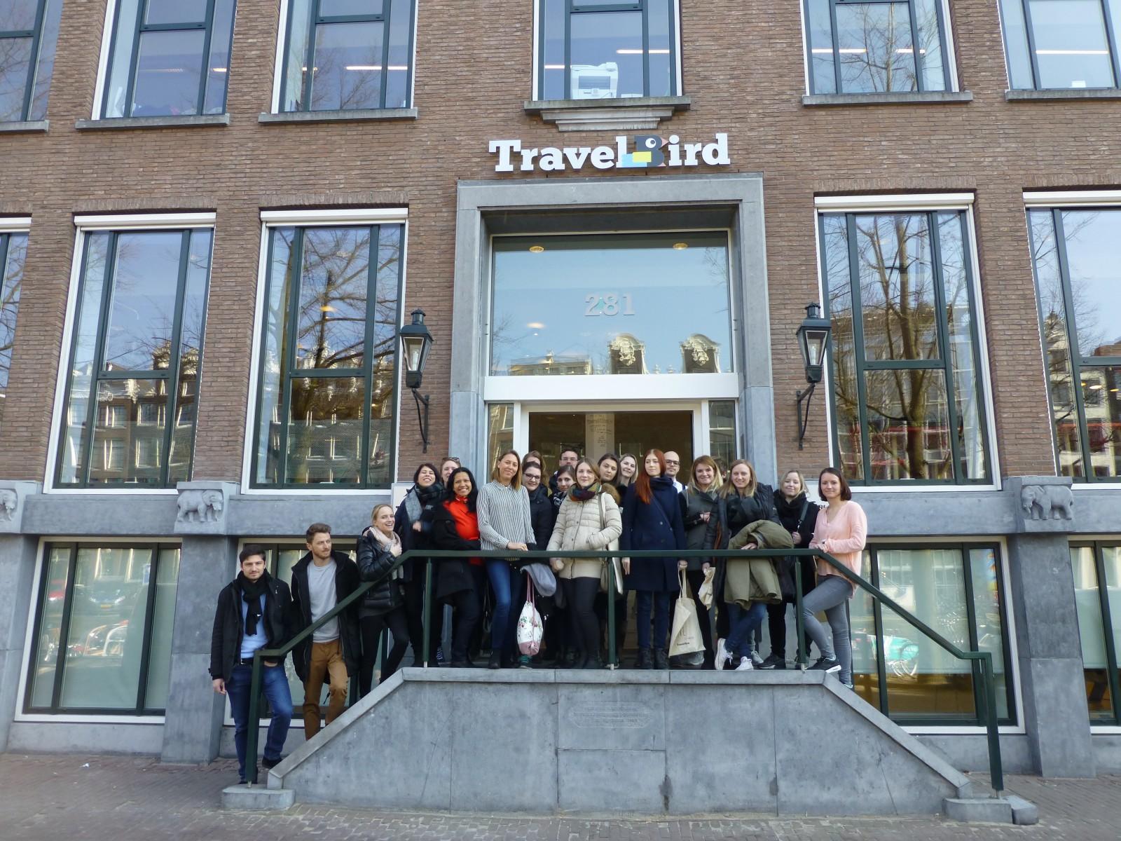 Studienreise nach Amsterdam