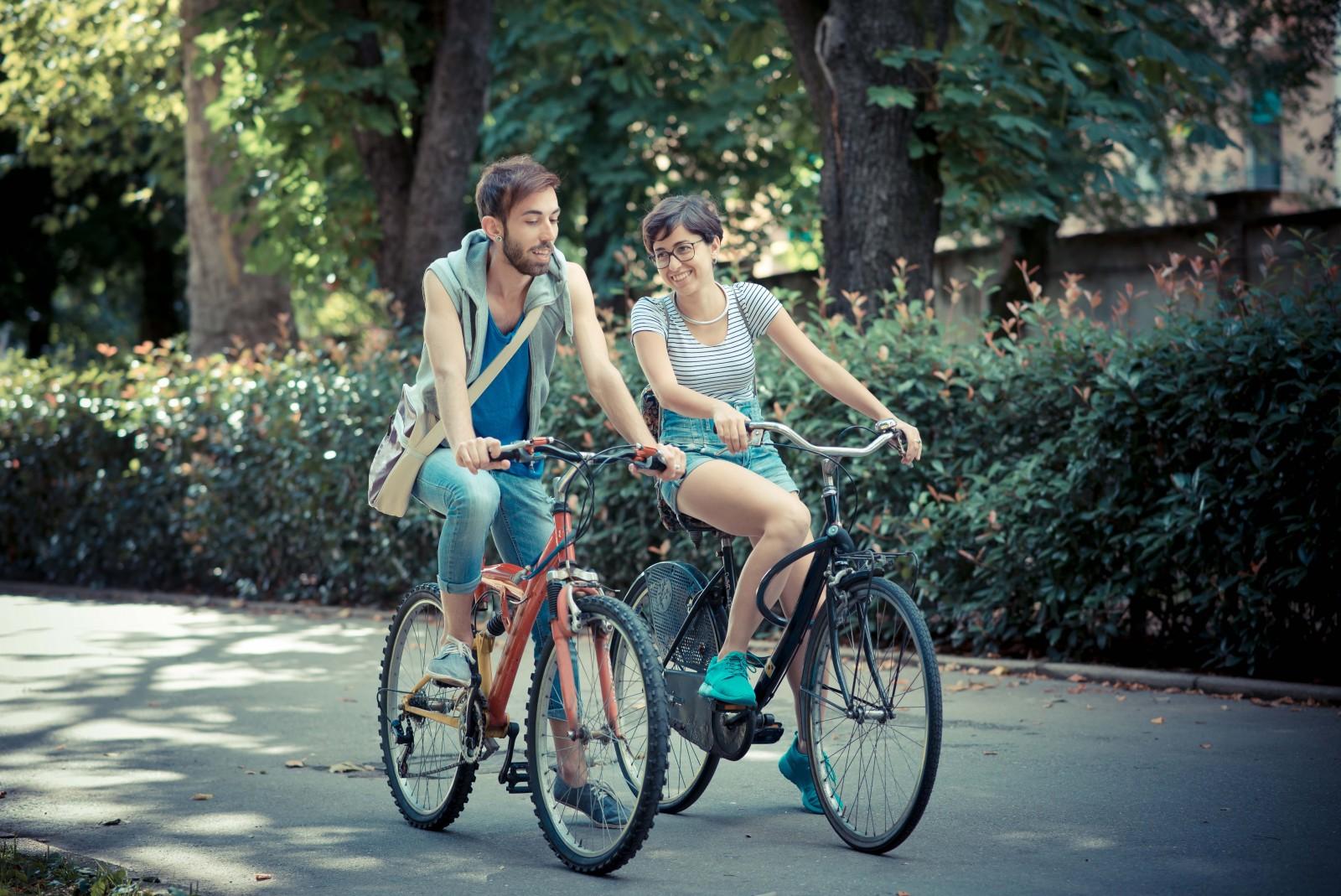 Radlerfest mit Fahrradcheck und Radrettung