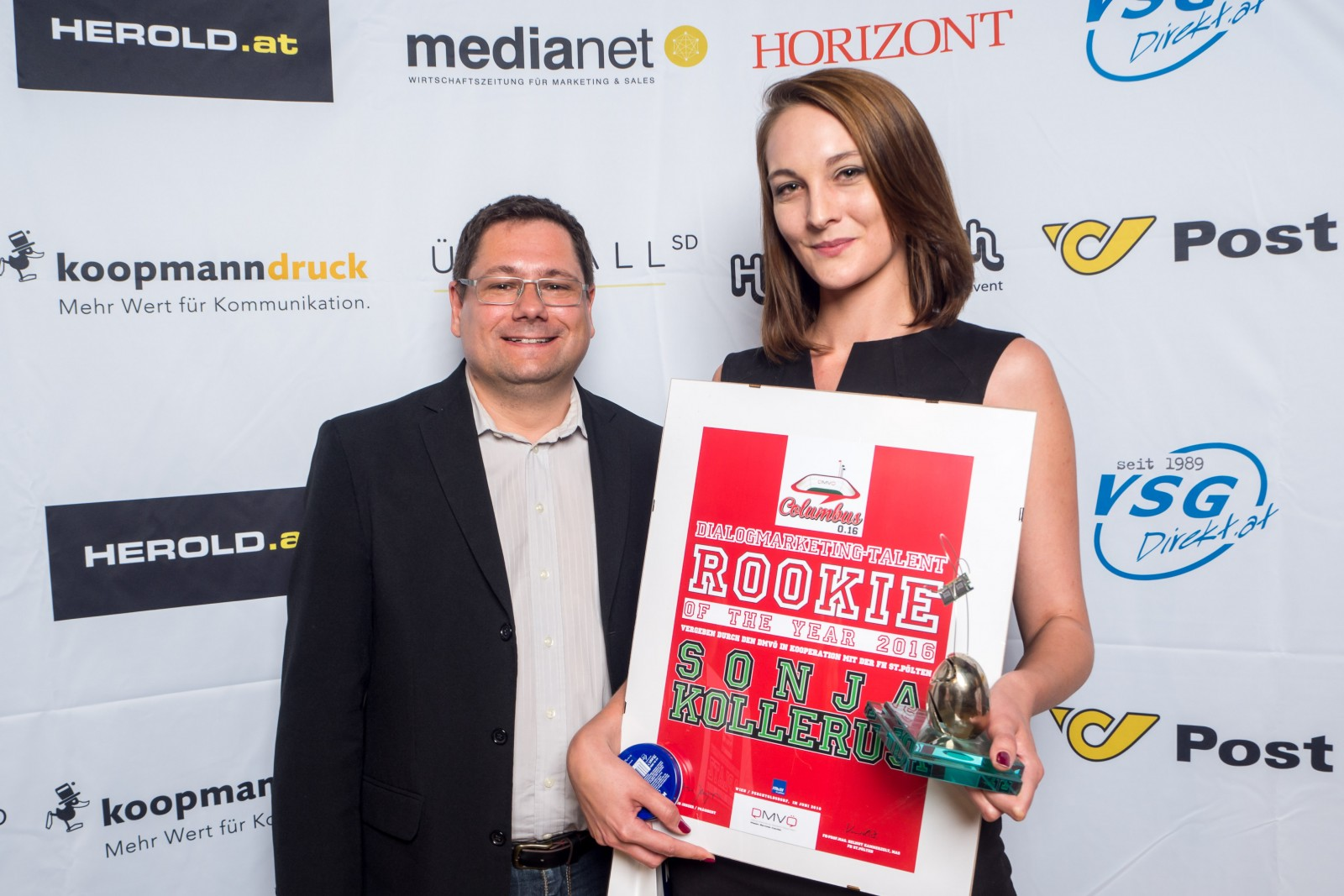 "St. Pöltnerin holt Gold beim ""Rookie of the year"""