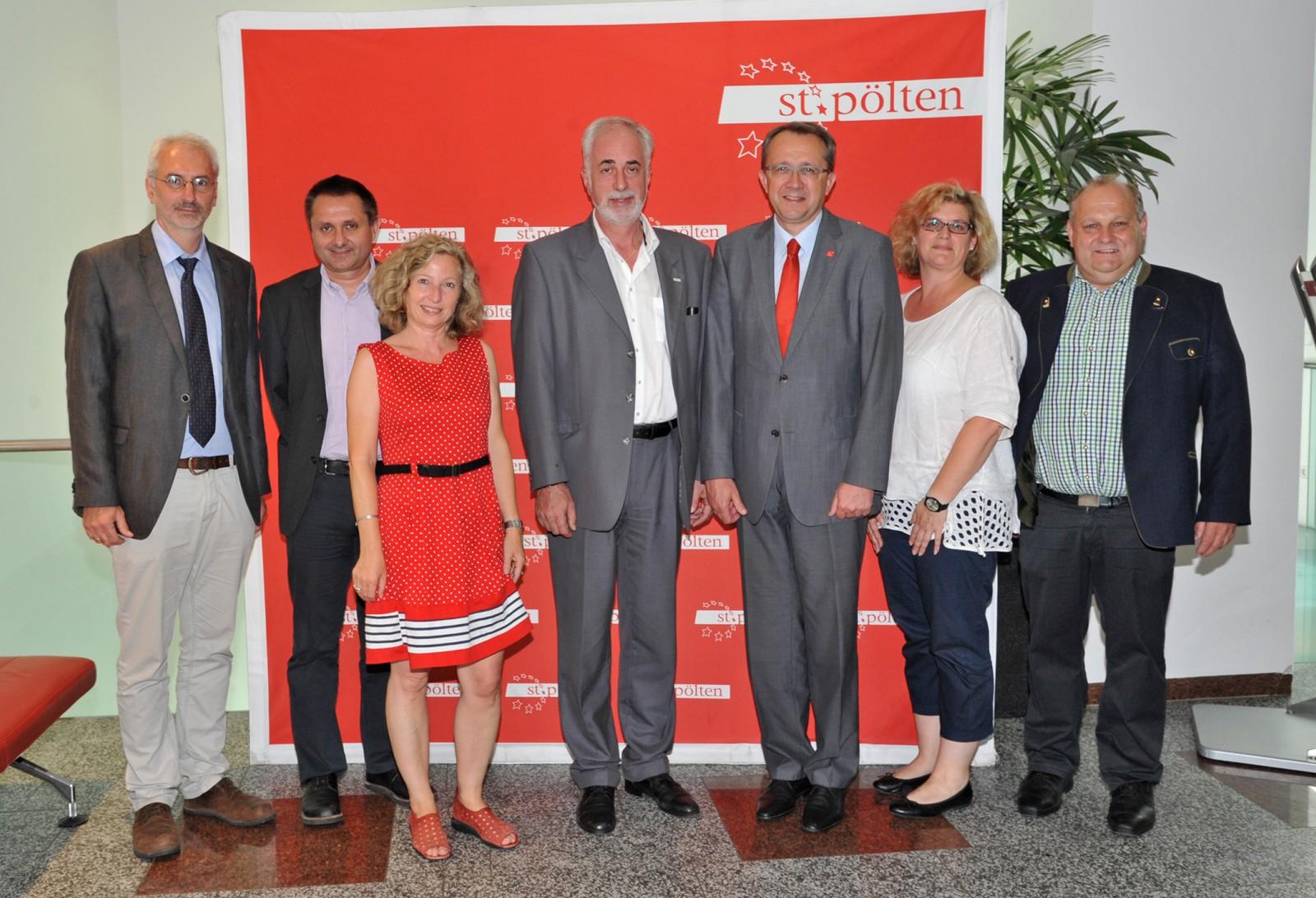 Tourismusverband bestätigt Bürgermeister Stadler als Obmann
