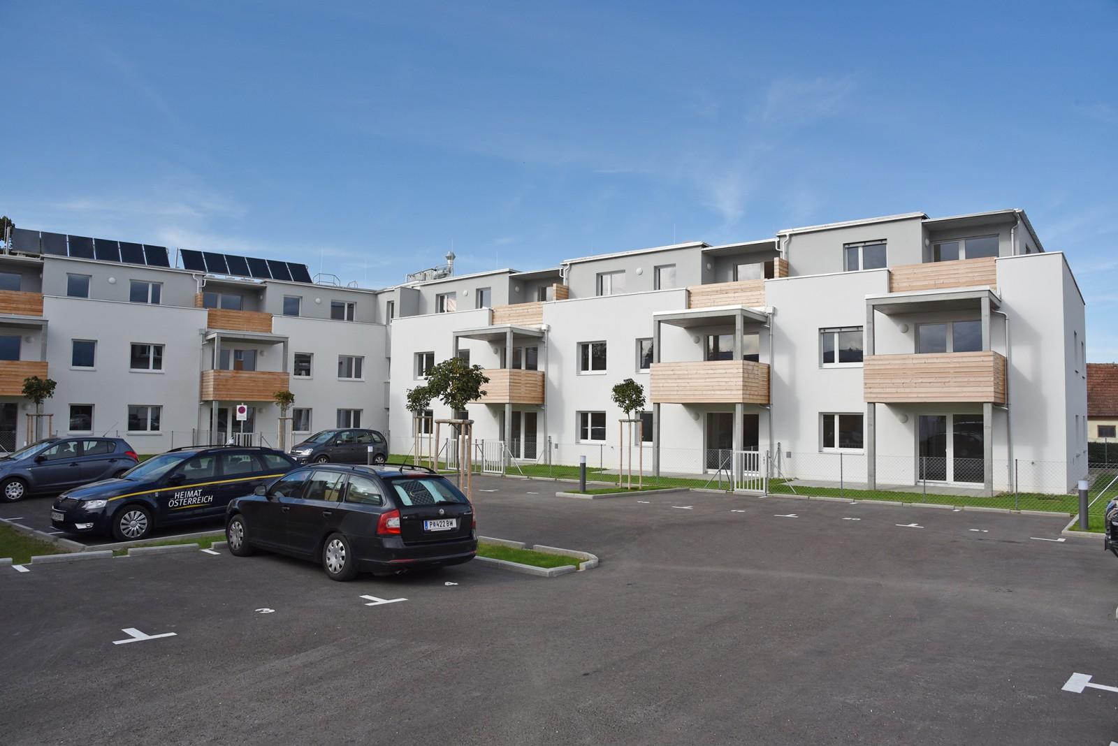22 neue Wohnungen in Pottenbrunn