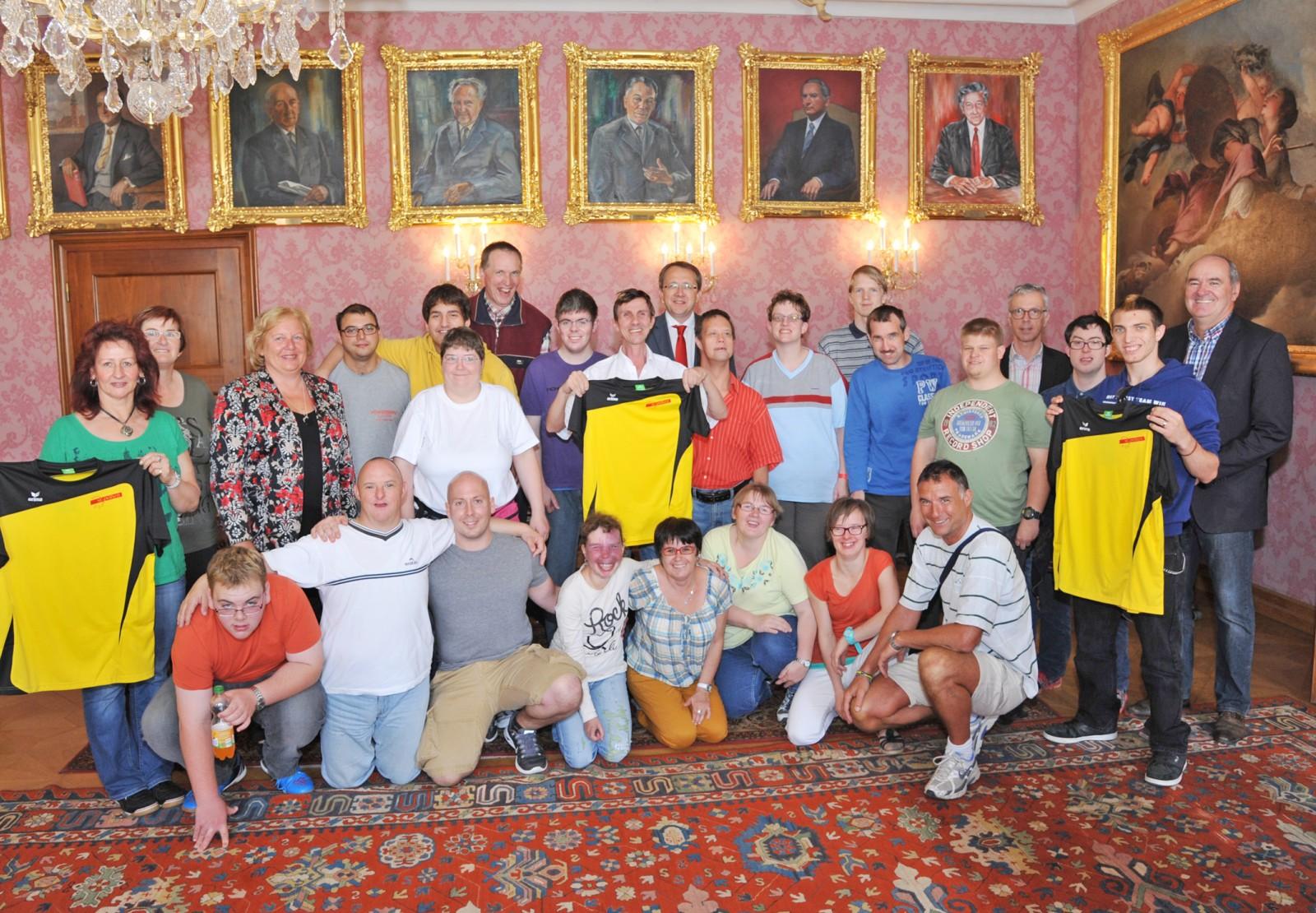 Tagesheimstätte fährt zu Special Olympics nach Klagenfurt