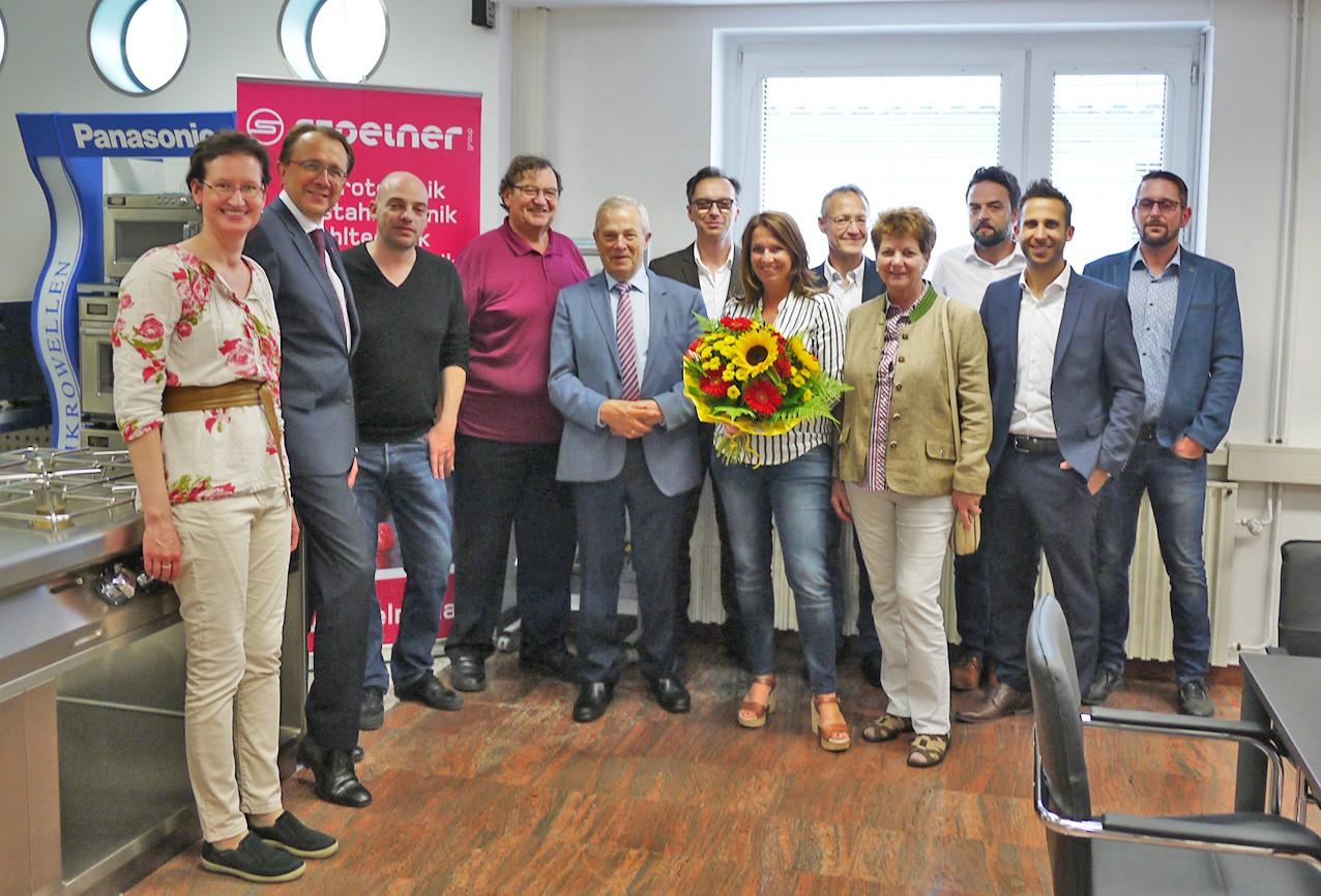 Stölner Group feiert Jubiläum