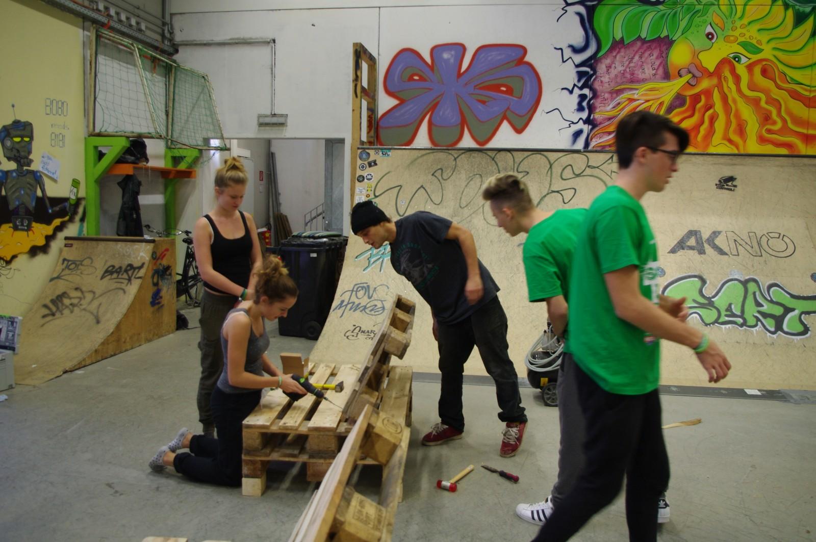 Foto: Jugendzentrum Steppenwolf