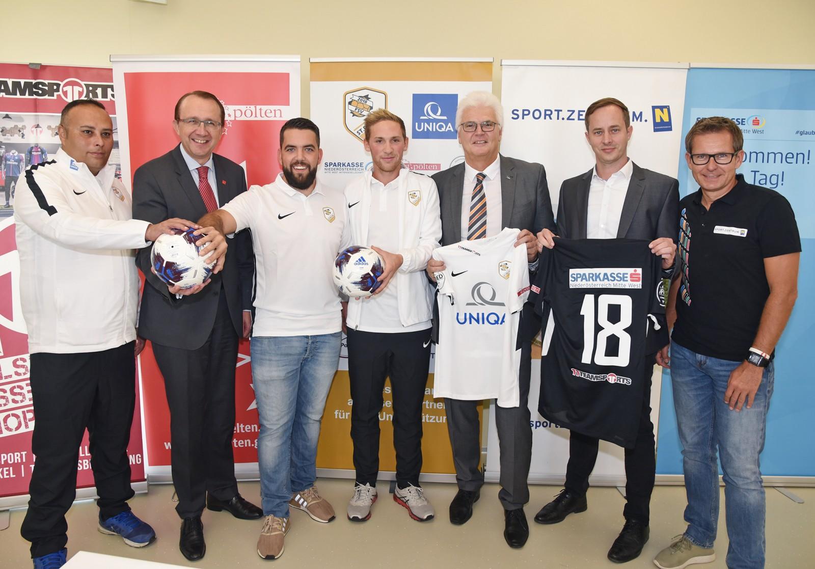 Futsal jetzt auch in St. Pölten