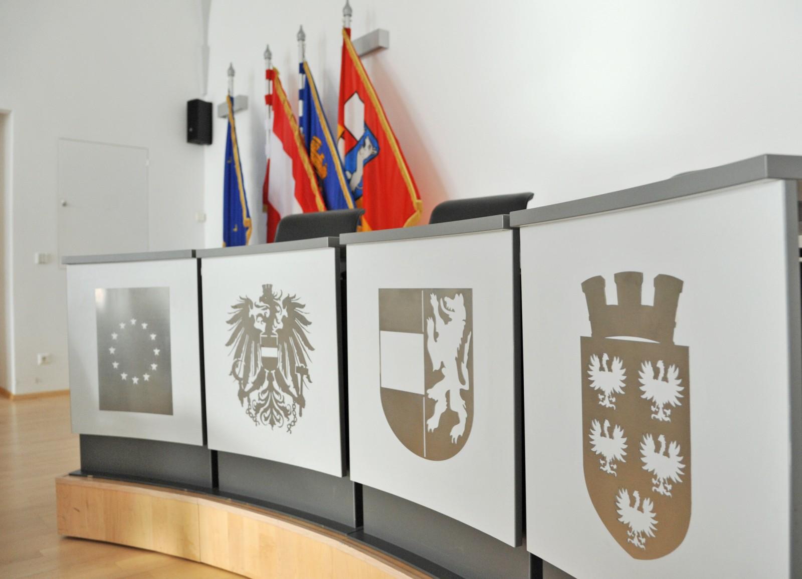 Beschlüsse im Stadtsenat und Gemeinderat