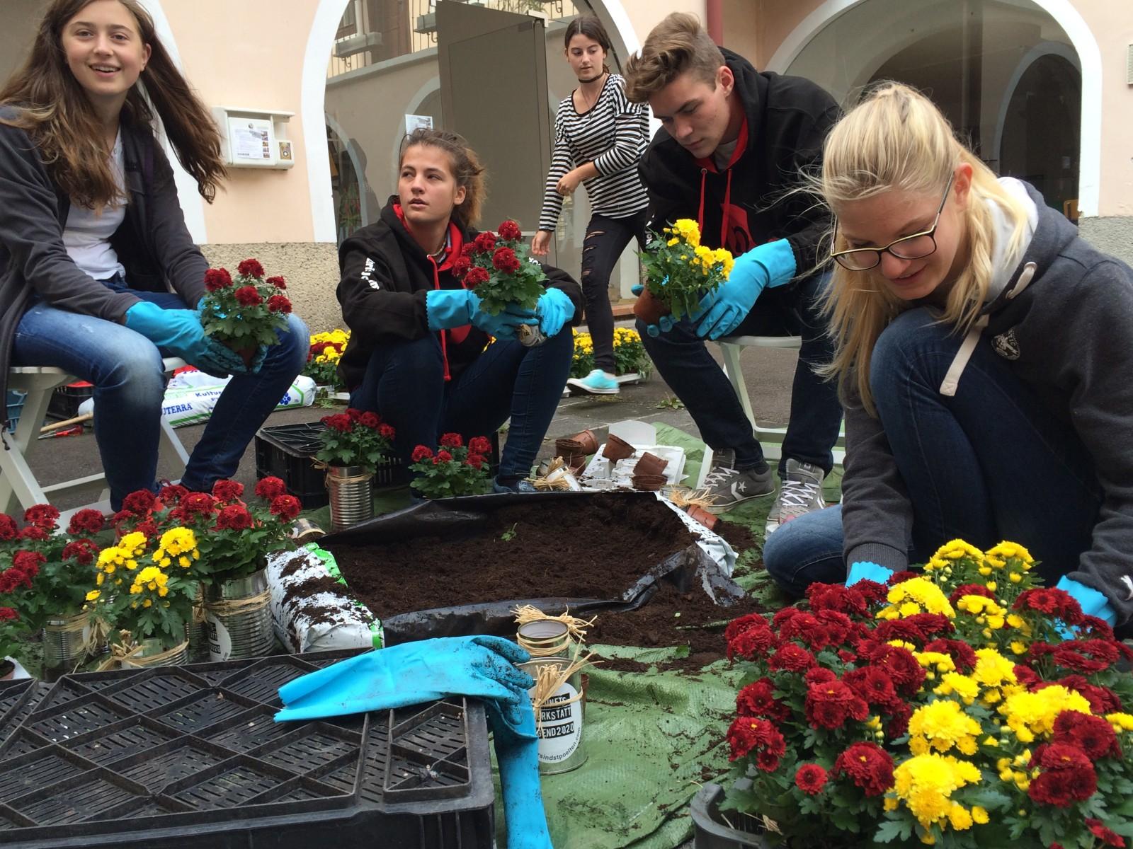 Initiative Zukunftswerkstatt – Jugend 2020