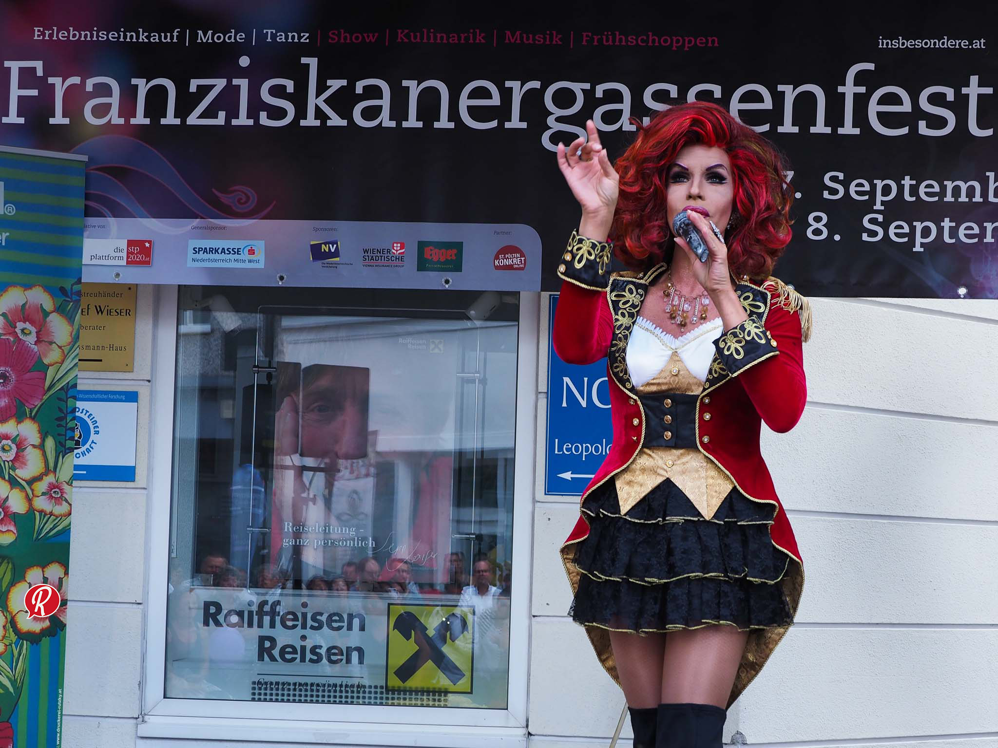 Franziskanergassenfest am 7. & 8. September