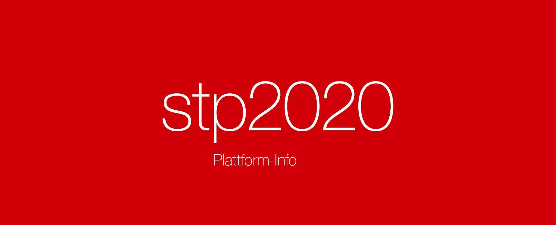6 wissenswerte Punkte zur  Plattform 2020