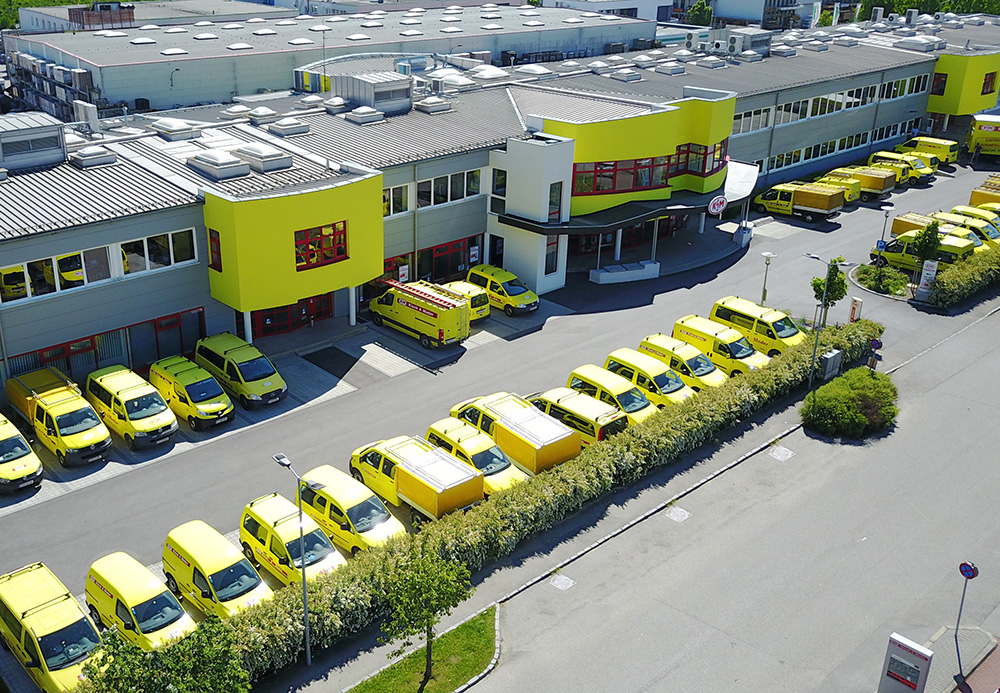 Meet & Greet 50 Jahre Firmengeschichte Klenk & Meder